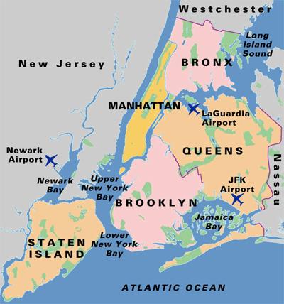 destination new york city pour mieux se rep rer. Black Bedroom Furniture Sets. Home Design Ideas